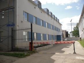 Вид со стороны улицы Первомайская